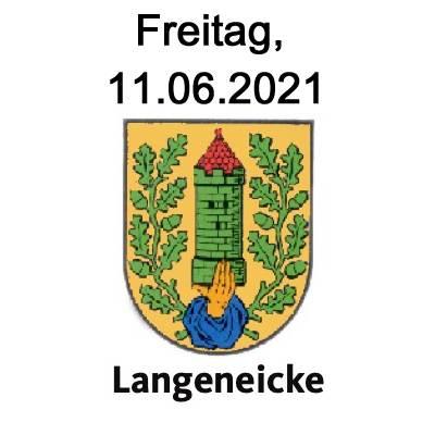 Impfung Langeneicke 11.06.2021